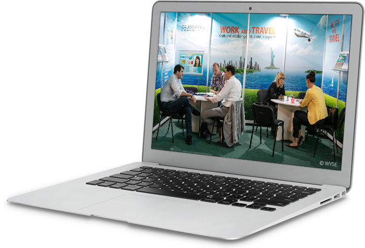 For all your events: business meetings, exhibitions, conferences